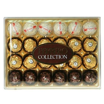 Конфеты Ferrero collection Ассорти